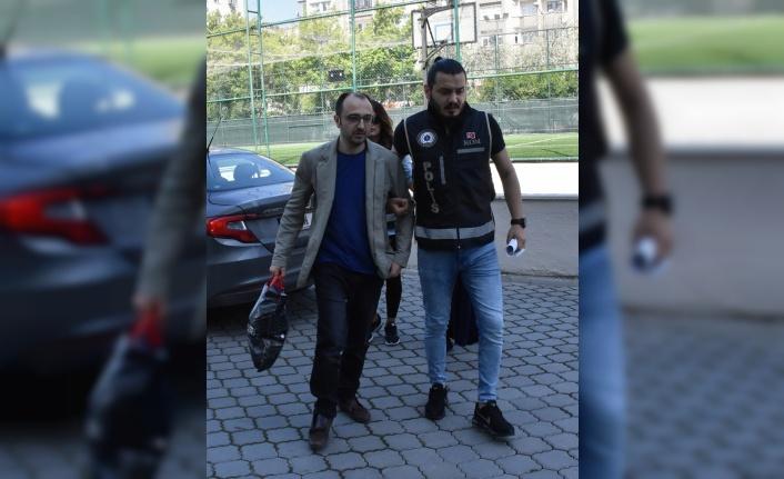 Samsun'da saklanan FETÖ'cüler tutuklandı