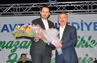 Havza Belediyesi ramazan etkinliklerinde konserde ilahiler seslendirildi