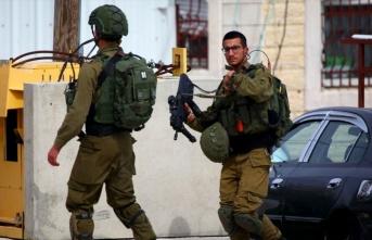 İsrail polisi Kudüs'te Filistinli bir genci şehit...