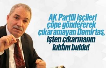 Necattin Demirtaş, AK Partilileri İşten Çıkarmanın...