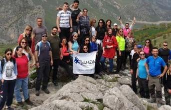 Samdak'tan Kanyonda Trekking