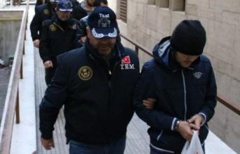 Samsun'da terör operasyonunda 5 kişi serbest kaldı