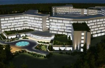 Samsun Şehir Hastanesi projesi durduruldu