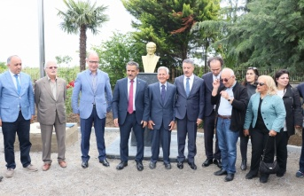 Samsun'da 100. yıl anısına Atatürk Botanik Orman...