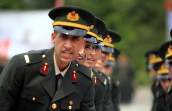 Samsun'da yedek subaylar yemin etti