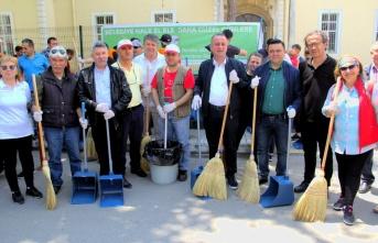 Sinop'ta yaz öncesi temizlik seferberliği