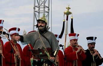 Türk Silahlı Kuvvetleri Mehteran Birliği gösteri yaptı