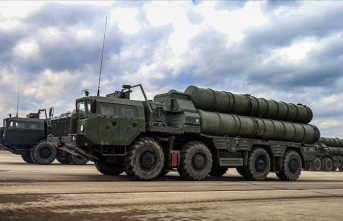 'Türkiye'nin S-400 tedarik süreci planlandığı...