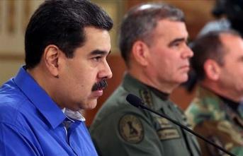 Venezuela Devlet Başkanı Maduro: Bu darbe girişimi...