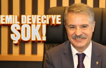 Atakum Belediye Başkanı Cemil Deveci'ye suç...