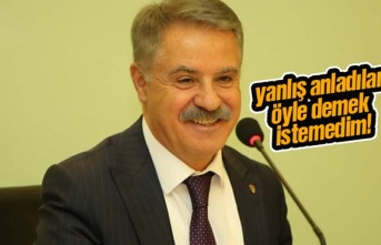 Cemil Deveci'den Kavak açıklaması