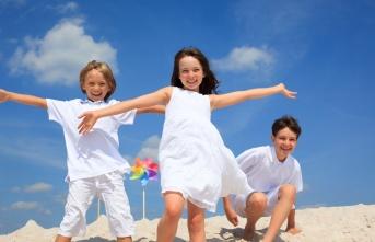 Çocuklarınızı yaz sıcaklarından korumanın 10...