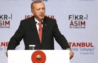 Cumhurbaşkanı Erdoğan: Bu milletin en büyük gücü birliği ve kadim kardeşliğidir