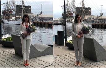 Denizcilikte '10 Başarılı Kadın' listesinde 2 Türk