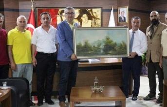 Eğitim Bir Sen Samsun 2 Nolu Şubeden Amasya Üniversitesi...