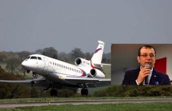 Ekrem İmamoğlu'na tahsis edilen özel uçak için Koç Holding açıklama yaptı