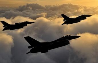 Irak'ın kuzeyinde 5 PKK'lı terörist etkisiz hale...