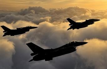 Irak'ın kuzeyinde 5 terörist öldürüldü