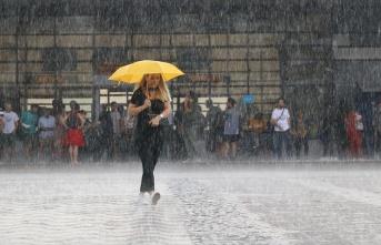 Dolu ve sağanak yağış alarmı verildi, önleminizi alın!