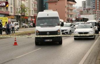 Samsun Atakum'da bomba paniği