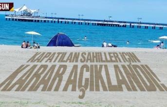 Samsun Atakum'da Sahiller, Plajlar Açıldı Mı?