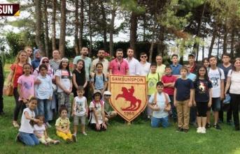 Sevdamız Samsun Platformu'ndan öğrencilere...