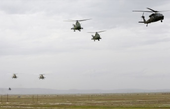 Türkiye ve Azerbaycan Nahçıvan'da ortak askeri...
