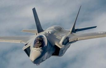 ABD, Türkiye'ye F-35 satmayacağını, Türkiye'nin katılım programını askıya aldığını duyurdu