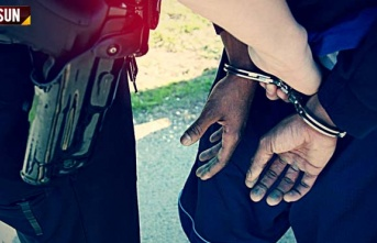Canik torbacısı tutuklandı