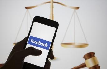 Kişisel bilgileri izinsiz kullandığı için Facebook'a...