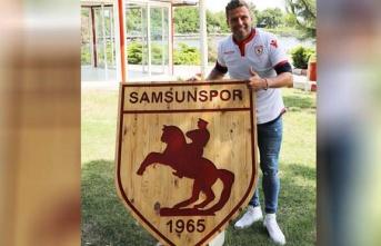 Guido Koçer, Samsunspor'a imza attı