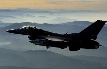 Irak'ın kuzeyine hava harekatı: 7 terörist etkisiz...