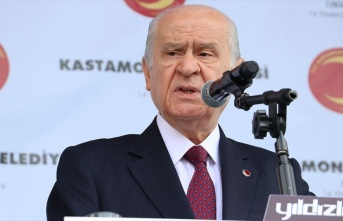 MHP Genel Başkanı Bahçeli: Hangi dönem huzur yüzü...
