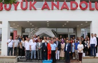 Samsun Büyük Anadolu Hastanesi Yeni Binası Açıldı
