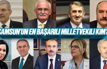 Samsun'un En Başarılı Milletvekili Kim? Anketi