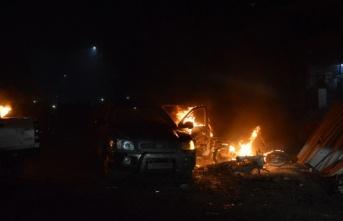 Suriye'de YPG/PKK havan saldırısı düzenledi:...