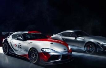 Toyota GR Supra GT4'ün satışlarına 2020'de...