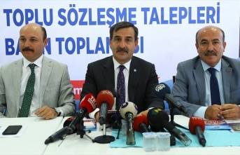 Türkiye Kamu-Sen zam talebini açıkladı