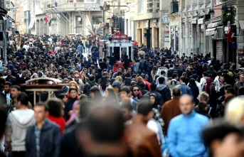 Türkiye'nin nüfusu 20 yıl sonra 100 milyon