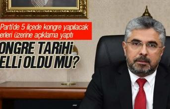 AK Parti'de 5 ilçe teşkilatı görevden alınacak...