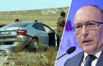 Bakan Yardımcısı Dursun trafik kazasında hayatını...