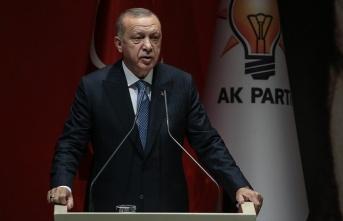 Cumhurbaşkanı Erdoğan: Kongrelerden çok daha güçlenerek...