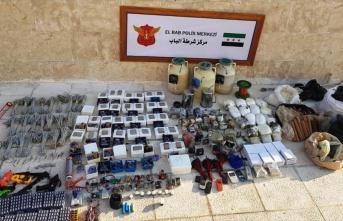 Jandarma ve MİT'ten Bab'da terör örgütü...
