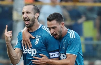 Juventus yeni sezona galibiyetle başladı