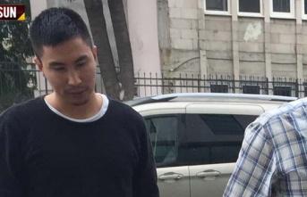Kırgızistanlı FETÖ üyesi Samsun'a getirildi