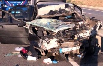 Kurban bayramı tatilinde trafik kazalarının acı...