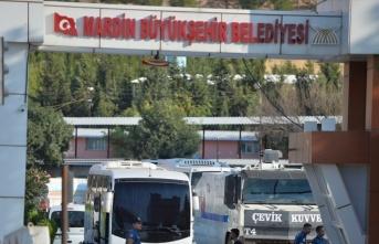 Mardin Büyükşehir Belediyesi, HDP ve CHP heyetine...