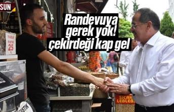 Mustafa Demir, 'Benimle görüşmek için randevuya...