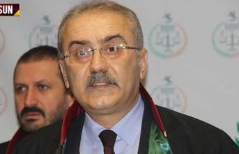 Samsun Baro Başkanı Kerami Gürbüz; Adli yıl açılışına katılacağız