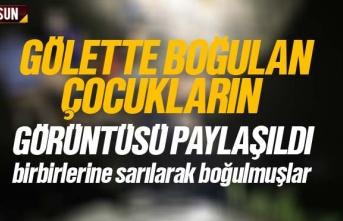 Samsun Haber: Tekkeköy'de gölette boğulan...
